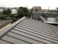 Y様邸屋根改修工事